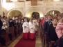 Húsvétvasárnap szentmise