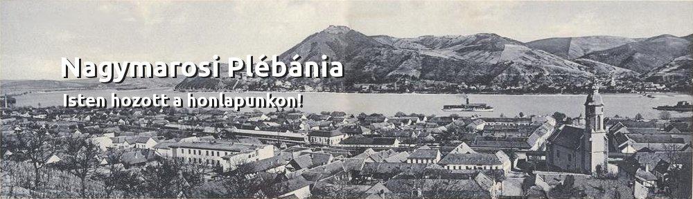 Nagymarosi Plébánia
